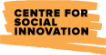 Centre for Social Innovation's logo.